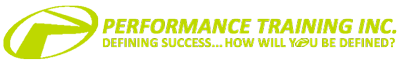 Performance Training, Inc.