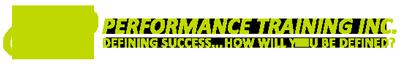 Performance Training, Inc.